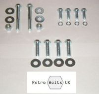 Complete Engine Cross Member Bolt (TCA, Steering Rack, Mounting) - Mk1 Escort
